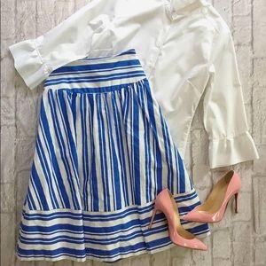 JOA Los Angeles Linen Skirt